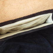 sac bandoulière lierre intérieur